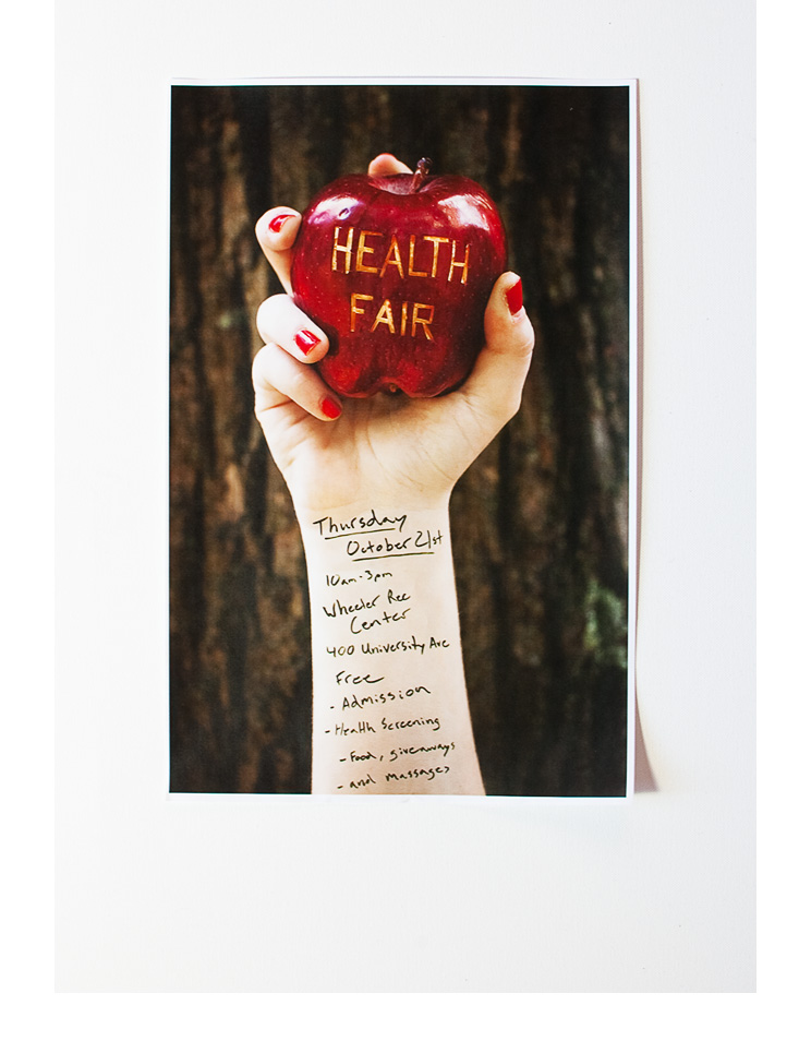 Poster Design For Health